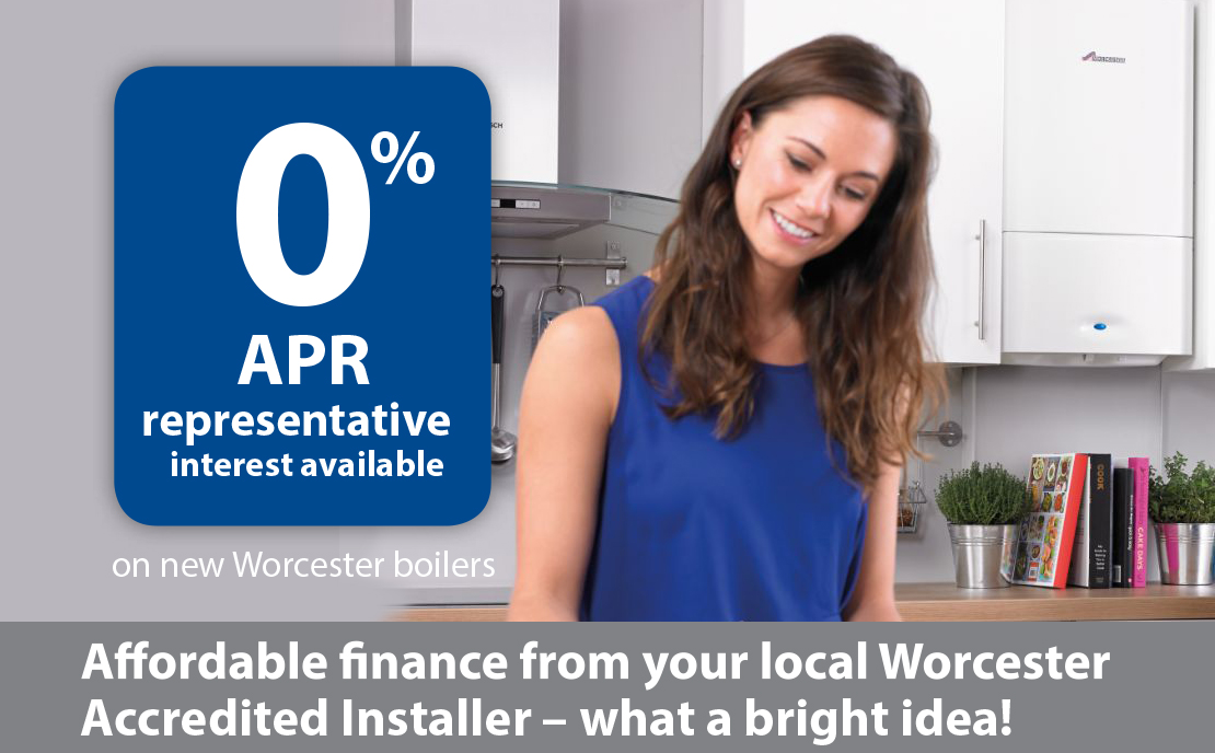 Buy now, pay later boiler Ossett